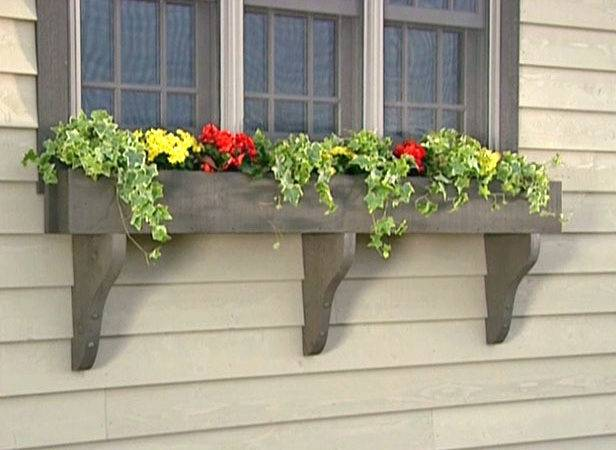 Build Window Box Planter Tos Diy