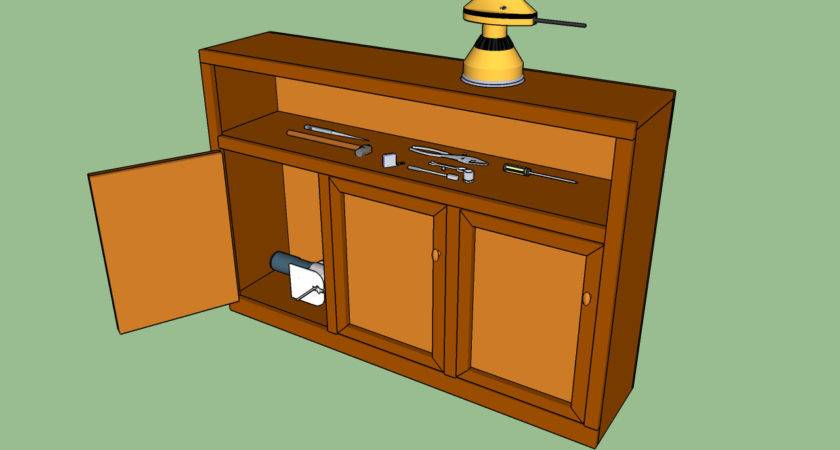 Build Wood Garage Cabinets Quick Woodworking Projects