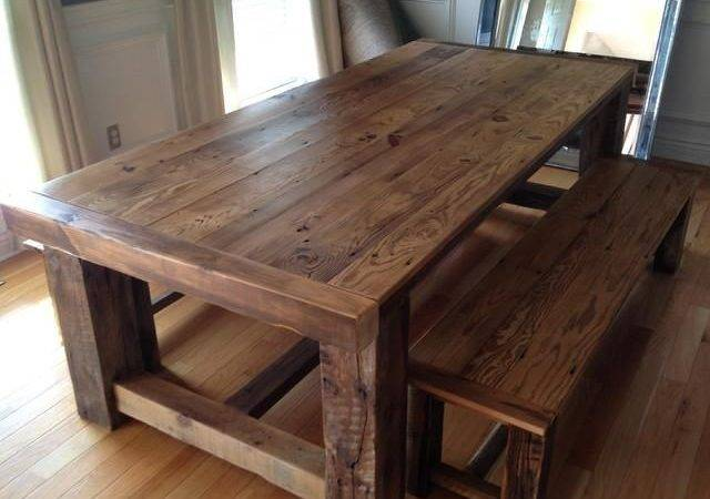 Build Wood Kitchen Table Plans Pdf Woodworking