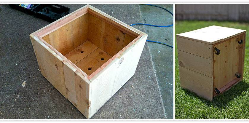 Build Wood Planter Box Pdf Woodworking