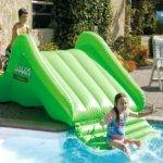 Build Your Own Above Ground Pool Slide Homemade Swimming