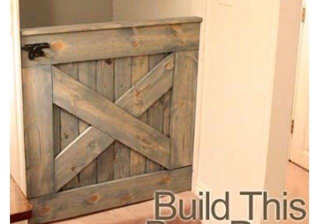 Build Your Own Baby Gate Trusper
