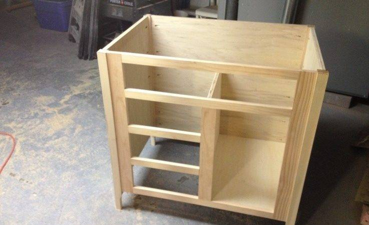Build Your Own Bathroom Vanity Cabinet