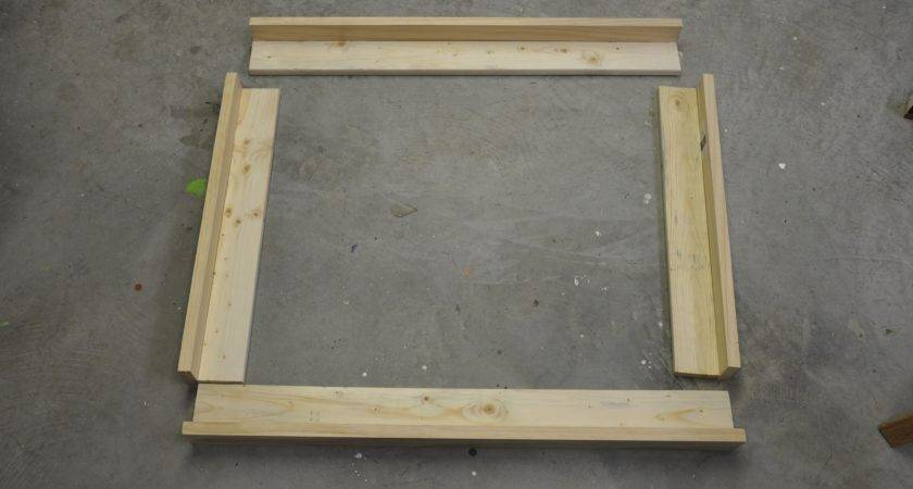 Build Your Own Diy Float Frame Lesson Learned