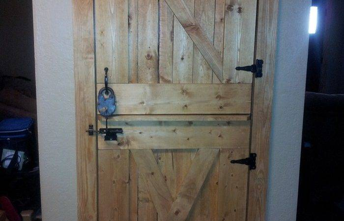 Build Your Own Dutch Barn Door Projects Obn