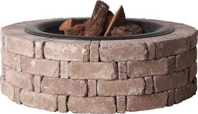 Build Your Own Fire Pit Home Depot Community