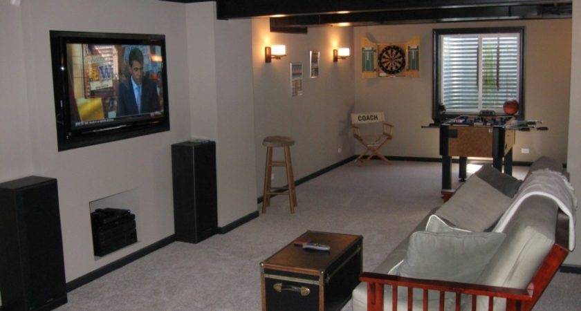 Build Your Own Man Cave Per Square Foot Buildipedia