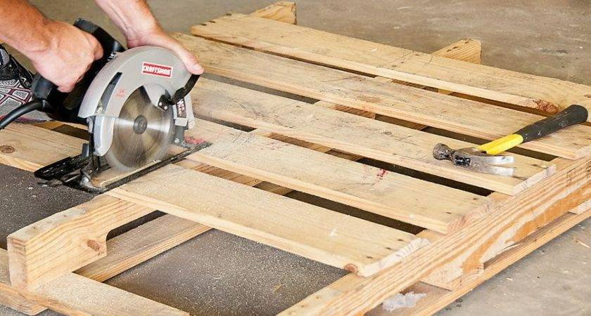 Building Easy Wood Pallet Projects Pdf