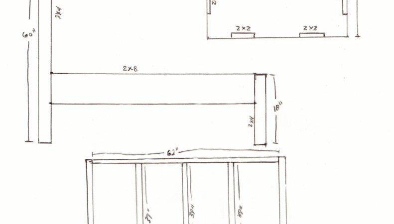 Building Queen Bed Headboard