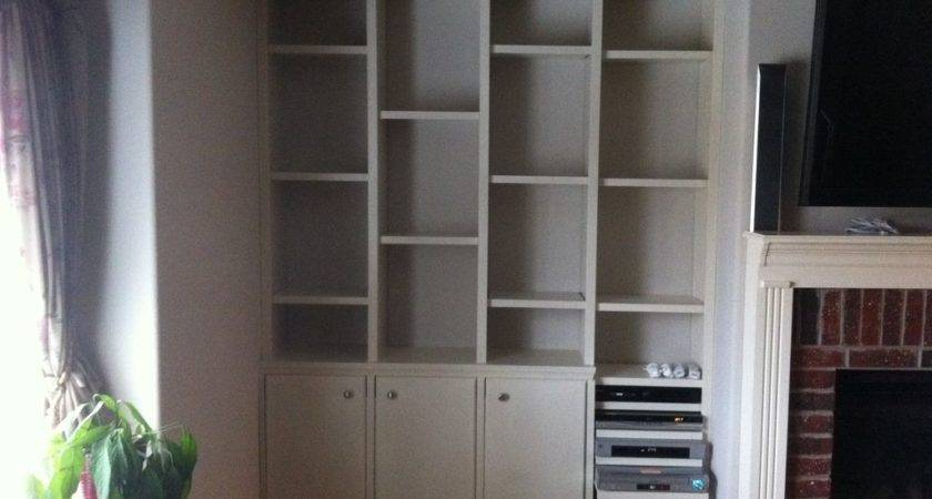 Built Bookcase Building Plans Woodworktips