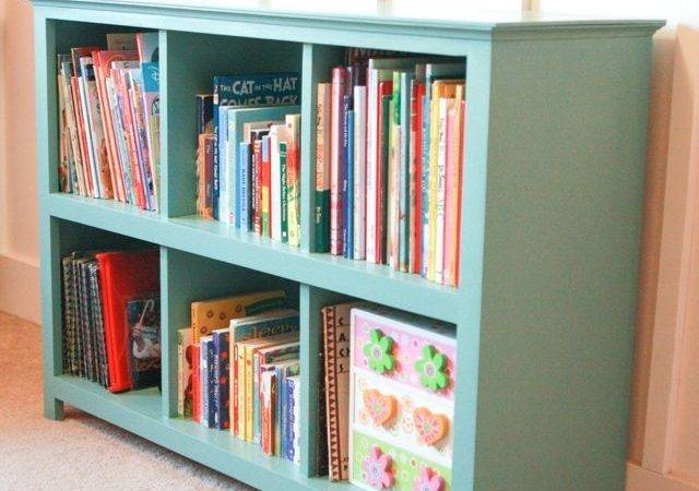 Built Bookcase Plans Yourself Woodworker Magazine