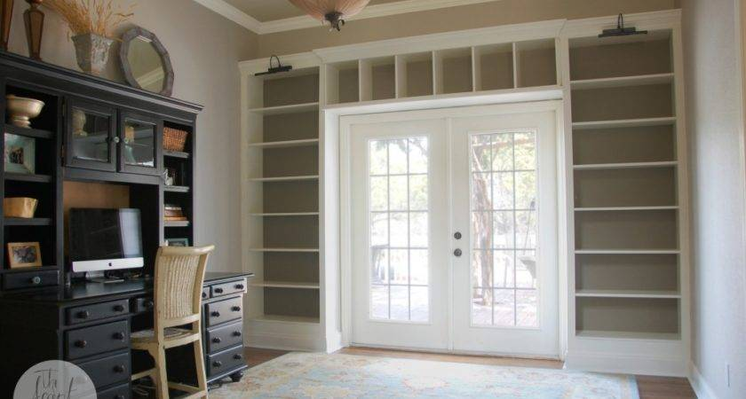 Built Bookcases Maximize Storage Smart Design