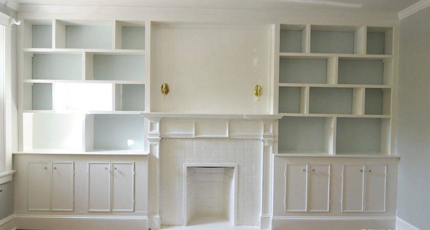 Built Bookshelves Julia Ryan