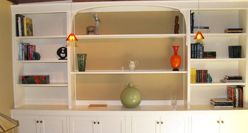 Built Cabinets