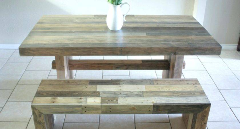 Built Dining Bench Diy Room Designs