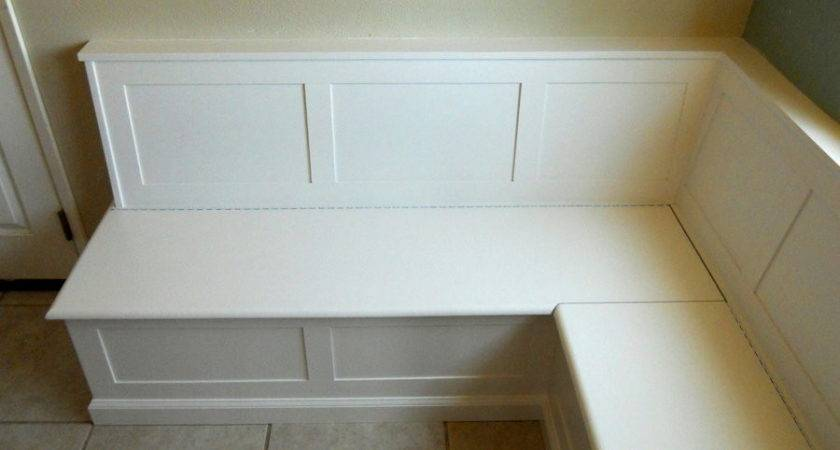 Built Dining Room Benches Storage