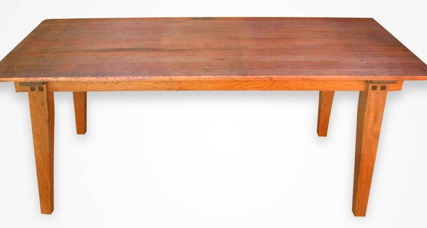 Buy Hand Crafted Rustic Reclaimed Farmhouse Dining Table
