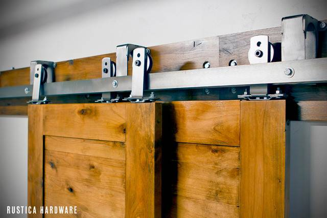 Bypass Barn Door Hardware Modern Home Improvement