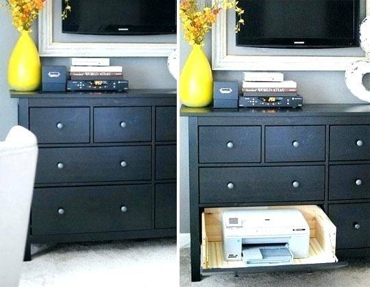Cable Box Hide Can Put Behind