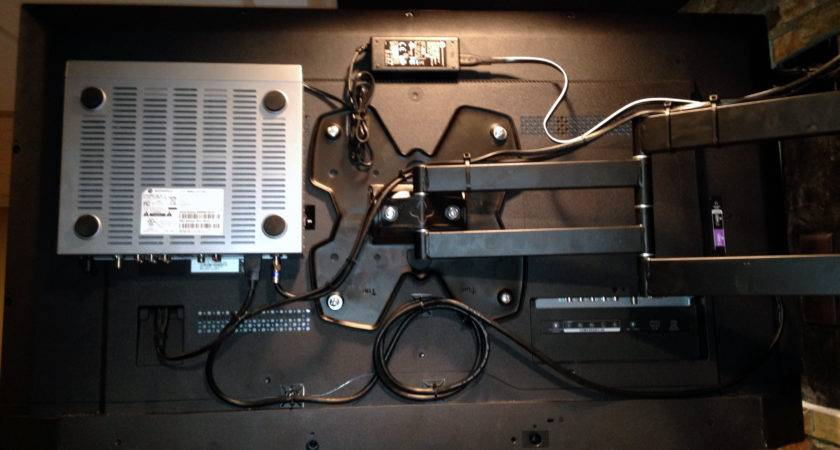 Cable Box Ugly Wires Making Crazy Hide Your