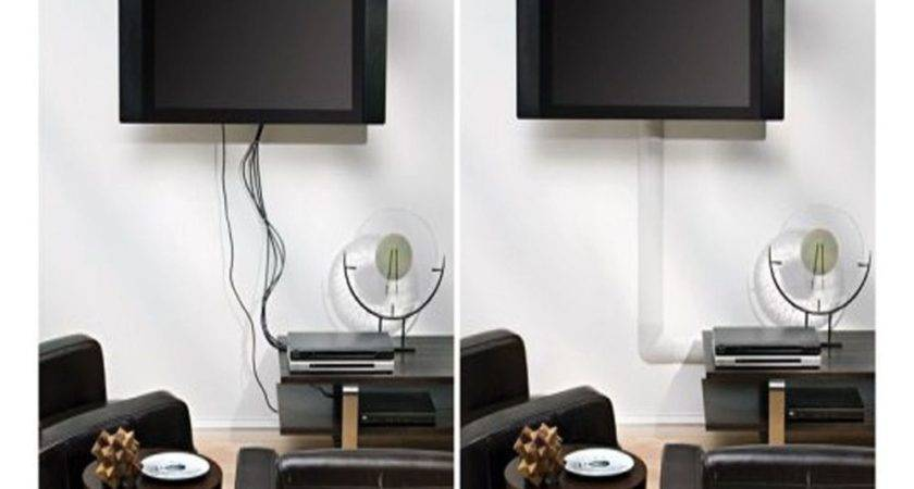 Cable Wall Cover Wire Organizer Cables Management