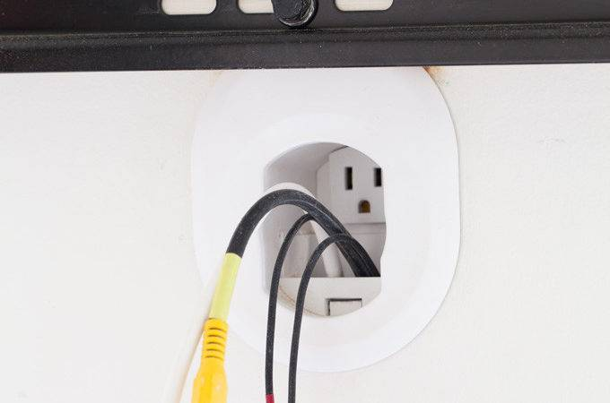 Cable Wire Hider Hide Component Wires