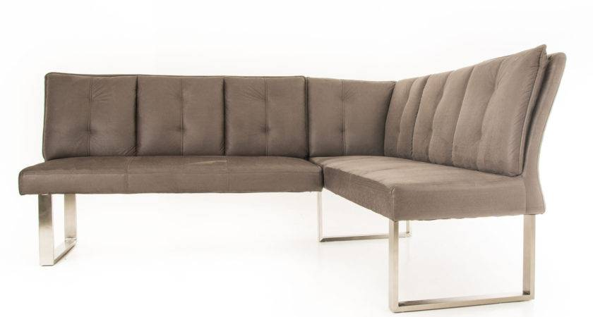 Cadeo Corner Bench Grey