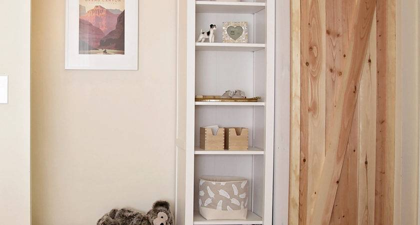 California Peach Diy Reading Nook Mini Closet Barn