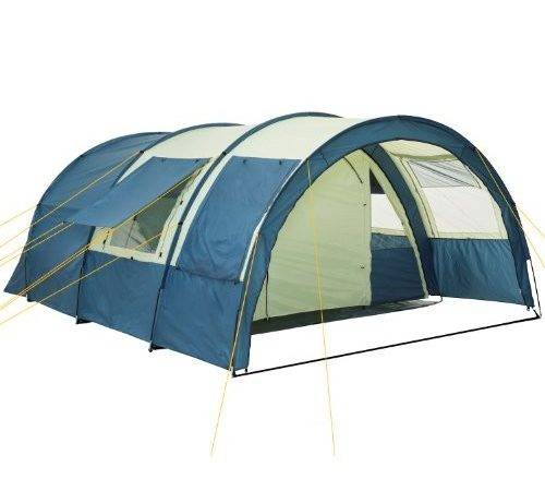 Campfeuer Tunnel Tent Sleeping Compartments