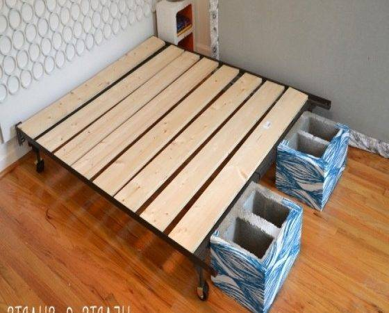 Can Bed Frame Without Box Spring Ideas