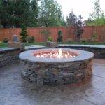 Can Fire Pit Yard Milford