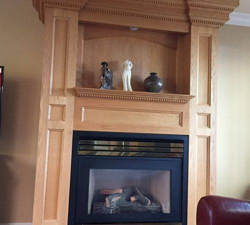 Can Fireplace Surround
