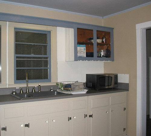 Can Formica Kitchen Cabinets Painted Amazoncom