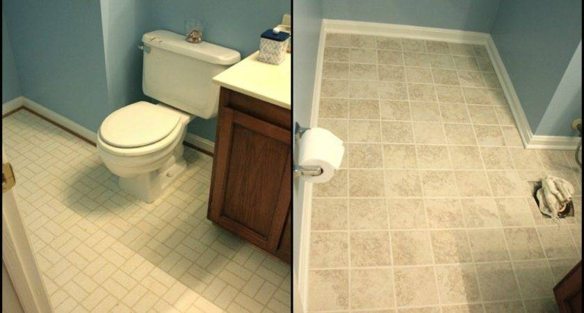 Can Paint Floor Tiles Bathroom Room Design Ideas