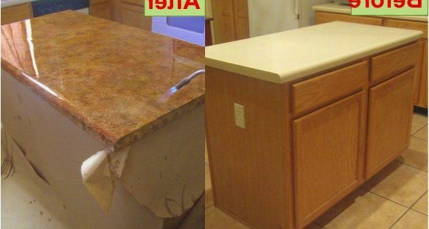 Can Paint Laminate Countertops Magnificent Appearance