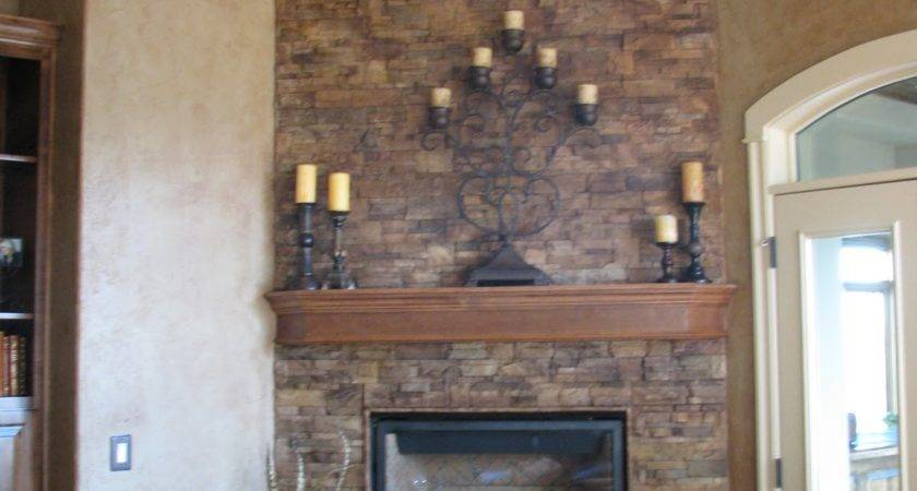 Can Paint Stain Your Brick Stone Fireplace Magic