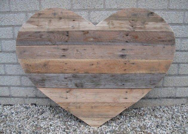 Can Pallet Wood Ideas Recycled