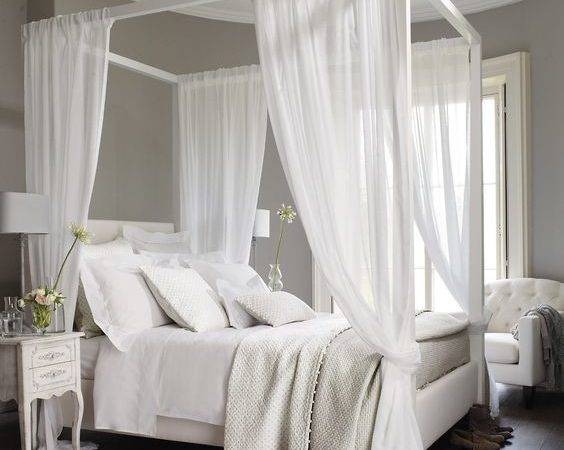Canopy Beds Ideas Your Bedroom Digsdigs