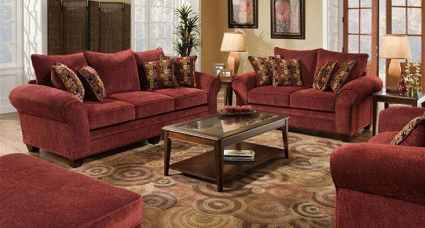 Awesome Burgundy Living Room 23 Pictures Gabe Jenny Homes