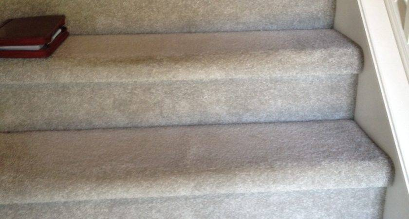 Carpet Stairs Not Installed Correctly Indianapolis