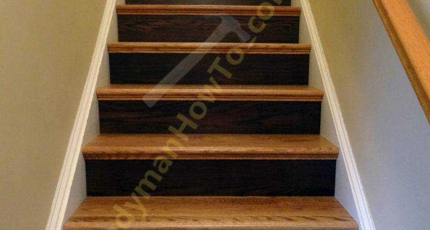 Carpet Wood Stair Remodel Install Retrotreads