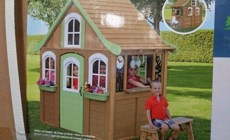 Cedar Cottage Playhouse Costco Thousands Most