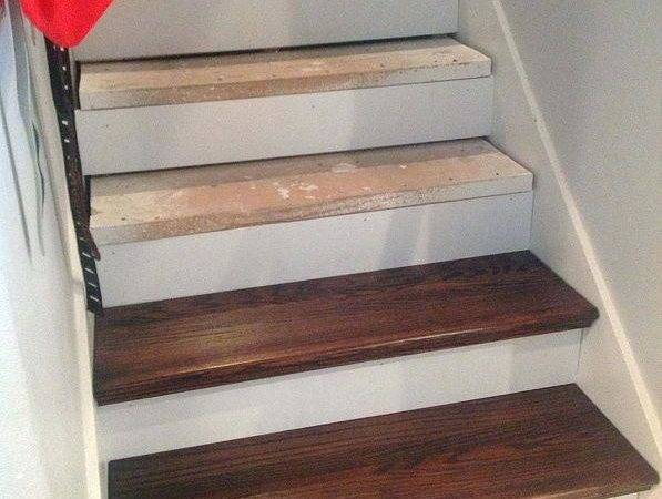 Change Carpet Stairs Wood Cheater Trick Getting Rid