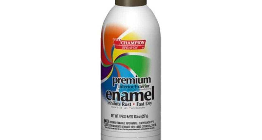 Chase Champion Premium Enamel Spray Paint Satin