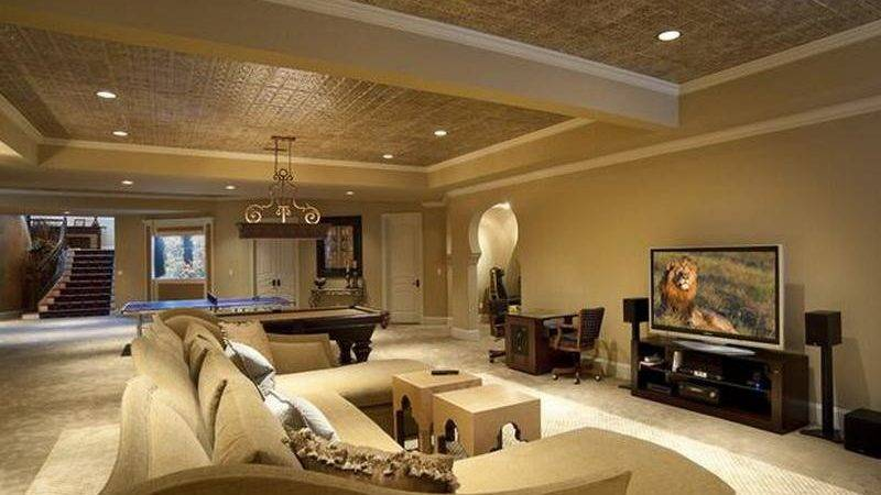 Cheap Basement Finishing Ideas Options Your