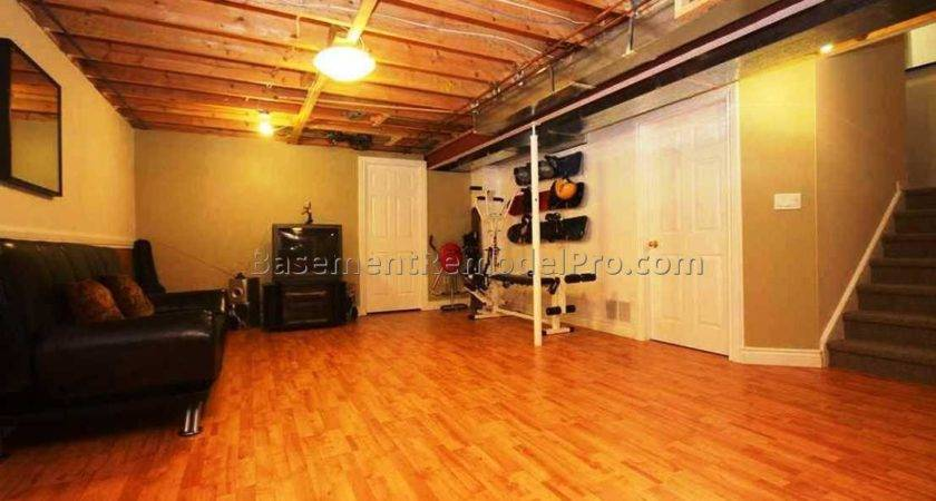 Cheap Basement Flooring Best Ideas Design