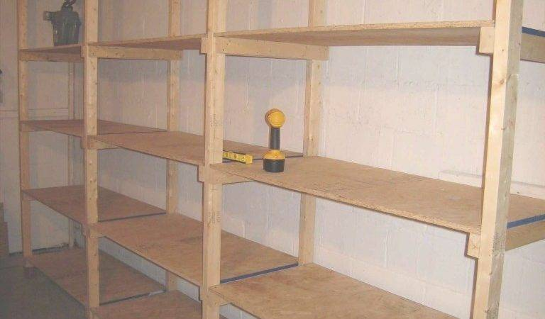 Cheap Building Shelves Plywood Wild Wood