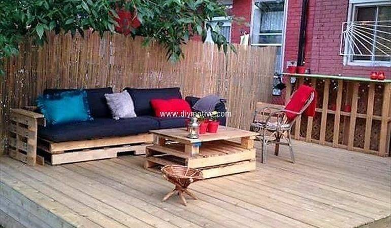 Cheap Creations Recycled Wood Pallets Diy Motive