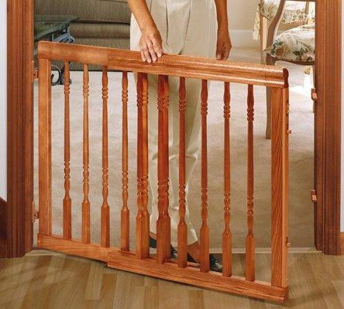 Cheap Discount Baby Swing Gate Home Cor Stair