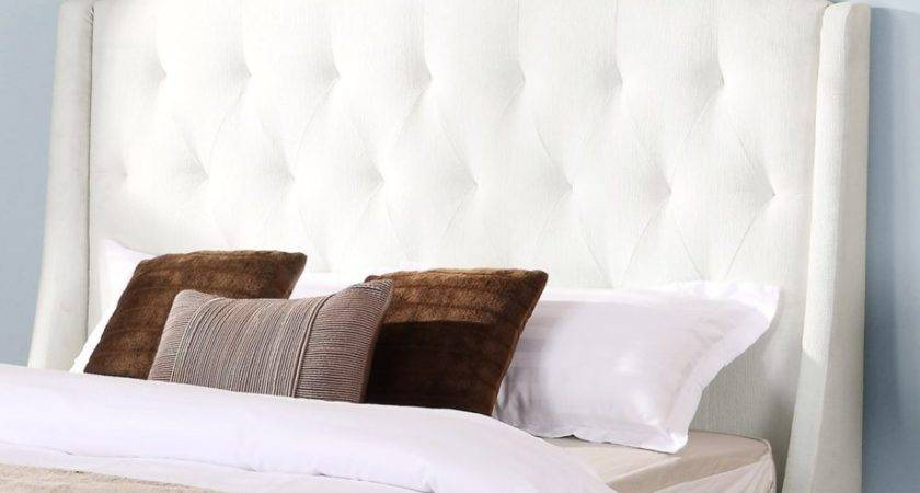 Cheap Headboards Queen Inspirations Also Cream Tufted